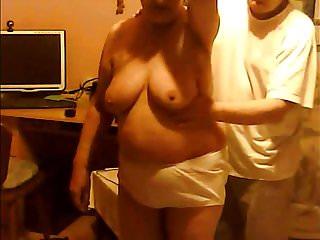 Ihre Titten Cam