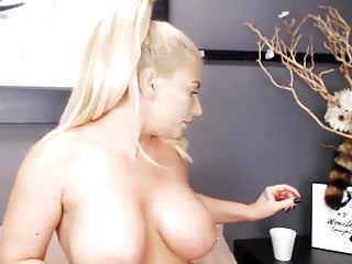 Black man talks nasty while fucking Naughty blonde babe talk dirty while fucking herself
