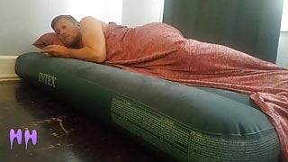 Ste Son Jerks Off To Moms Pussy Porno On A Sleep Over (Prev)