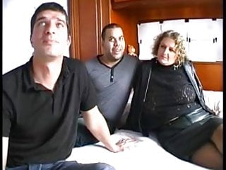 Moms and daugters getting fuck Busty mom gets fucked by 2 horny guys