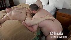 A Hung Chubby Top