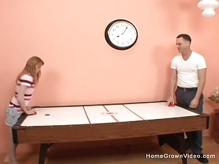 Mass hockey midget d board Air hockey and hairy snatch