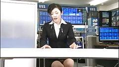 announcer of the bukkake news