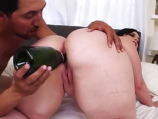 Free big booty sex tube8 video Big booty bbw babe loves anal sex