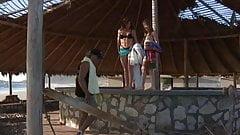 Bikini Beach - Lacy Rose & Sierra