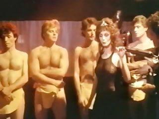 Vintage xmas decorations - Retro school sluts