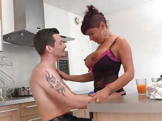Microphone cz 644 vintage Hot milf and her younger lover 644
