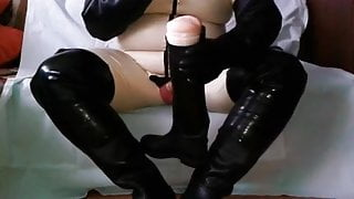 rubber and fleshlight