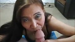 FilipinaGinaJones sucking cock