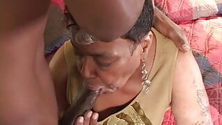Big Old Mama Loves Cock