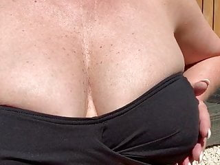 Firm hard breast photos - Mature boobs tits titties big nipples firm horny hard gilf