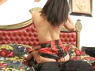 Sexy bedroom game ideas Sexy asian in leather gets pussy sucked by rasta in bedroom then fucks