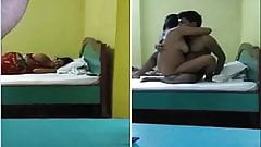 Today Exclusive-Hot Desi Couple Romance and F...