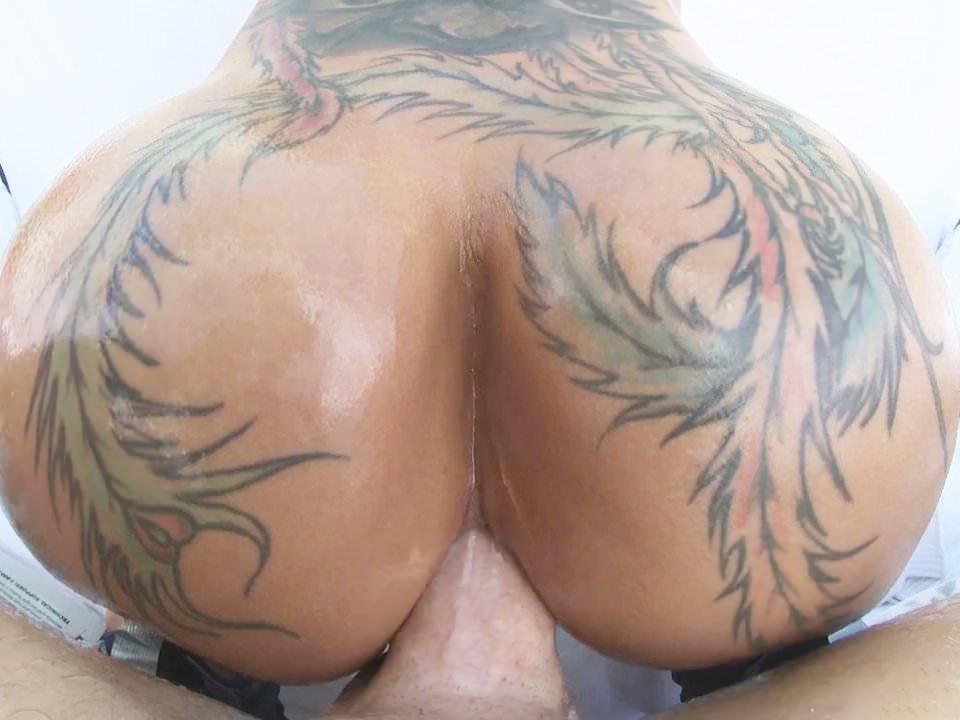 Julianna Vega Riding Dick