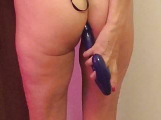Double dildo feeldoe porn Huge feeldoe in ass