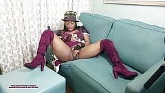 Steampunk Pussy Prep starring Mrs. Feedme