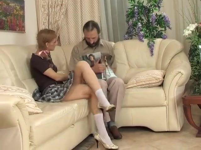 Russian Dad Fuck Daughter