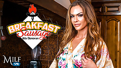 Aila Donovan - MilfVR - Breakfast Sausage