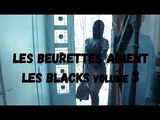 Sex sexuality volume 3 Les burettes aiment les blacks volume 3
