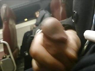 Jerk off train video - Train jerk - first time filmed