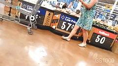 Candid granny fetish mid