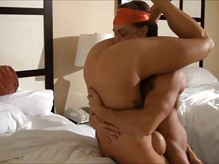Muscle woman with big clit Muscle babes deb and mil part 2