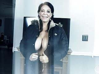 Adult life jackets Charlee chase puffy jacket pov