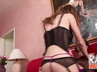 Lesbian dry-humping Honey west dry humping turns into fucking