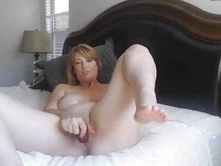 Elegant nude secreties - Elegant milf masturbate while husband is out