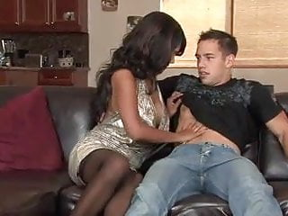 Daddy fucks daugter Beautiful latin milf in stockings fucks daugters boyfriend