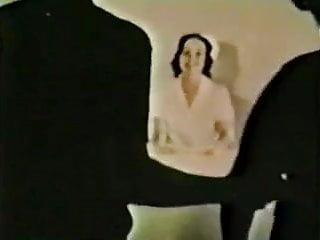 Preggos having sex - Very old vintage preggo video
