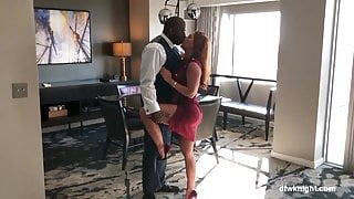 High class wife fucked by bbc