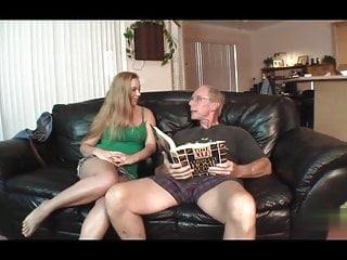 Grandfather cock pussy panties - Playful girl with not grandfather