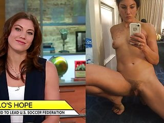 Heidi montag nake - Explicit hope solo interview selfie montage edit