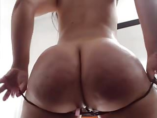 Big ass booty and but - Big ass booty dildo anal
