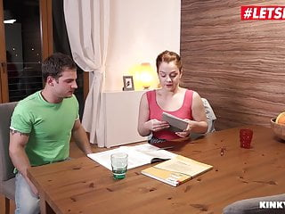 Stepmom daughter porn - Letsdoeit - lucky guy fucks the stepmom and the the daughter