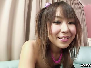 Sexy clothing for teens Playful gravure idol poses in sexy clothes and reveals pussy