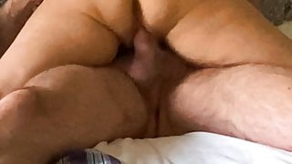 Wife lets him fuck her while camera is running