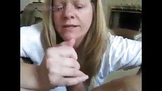 Cj Gets Blowjob From Best Friend's Step Mom (real)
