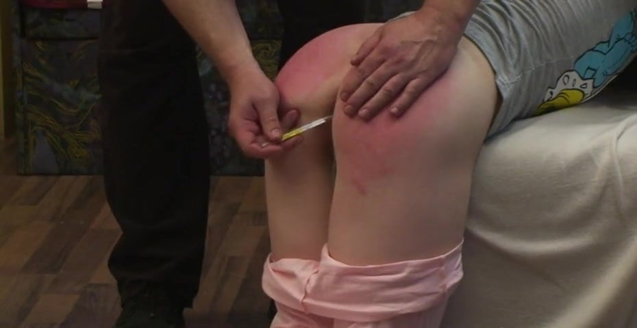 Adult rectal temp and spanking videos