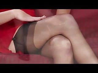 Vintage ff nylons videos - Beautiful legs in ff nylons