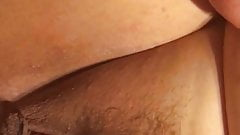Fucking my chubby girlfriend's ass