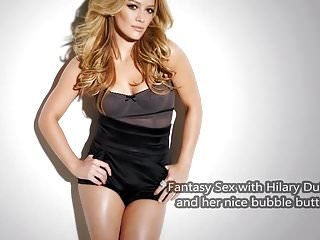 Hilary duff wearing a bikini Sekushilover - fantasy sex series: hilary duff