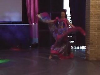 I need cum I need cum on her gypsy dance skirt.1