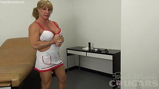 WildKat - Taking Care of Her Clit