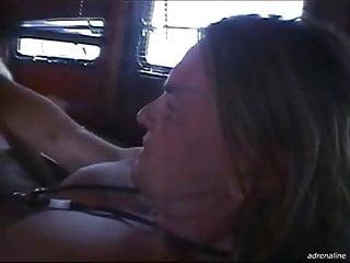 Pics of krystal steal sucking cock Krystal steal sucking and fucking a big cock in a boat