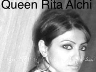 Teen girl queen comforter - Arab iraqi girl queen rita alchi