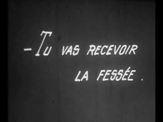 Midget in superior wi 1920 s - La fessee a lecole 1920s