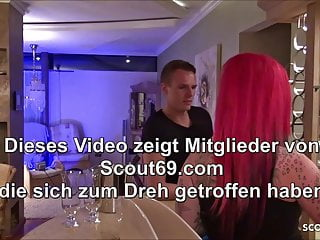 Hd porn tv - German redhead tattoo tv celebrity red storm seduce fuck