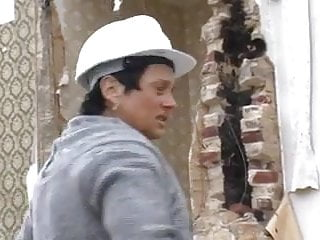 Mature tits age 40 - Aged construction worker